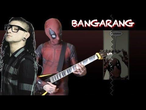 Bangarang Meets Metal - Skrillex