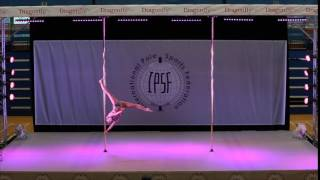Ruzena Kunstryrova - WINNER - World Pole Sports Championships  15