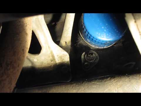 Датчик уровня масла в двигателе ВАЗ 2110: что это такое, где находится и как его заменить!