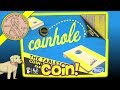 Coin Hole Game - The Tabletop Coin-Bouncing Family Game! - Hasbro Games