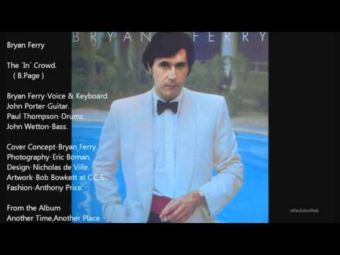 Bryan Ferry - The ´In´ Crowd. ( HQ Vinyl ).