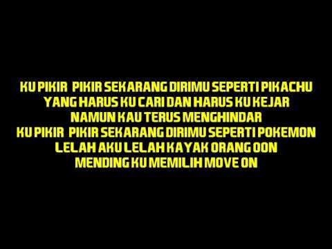 Jenita Janet - Seperti Pokemon (Unofficial Lirik)
