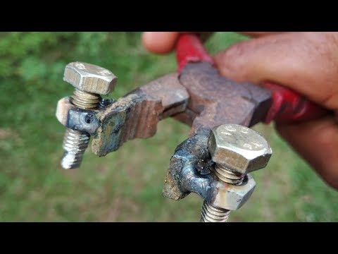 Wow Amaizing New Tool  How To Make UNIVERSAL Angle Grinder KEY