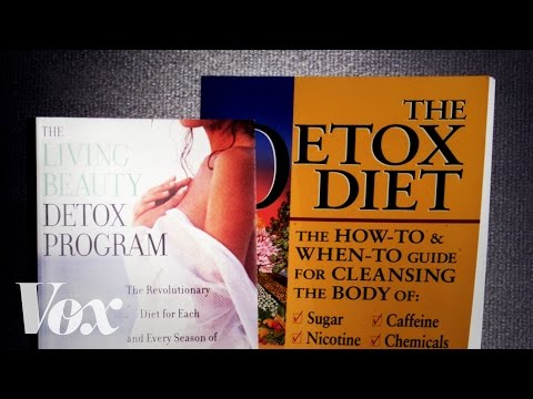 "Thumbnail: Products that promise ""detox"" are a sham. Yes, all of them."