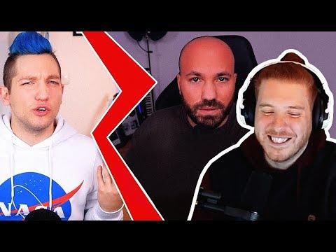 Unge REAGIERT auf YouTube Kacke Rezo ruft 2Bough an?! | #ungeklickt