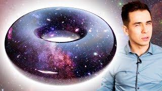 Вселенная НЕ бесконечна?