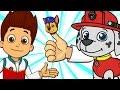 Download 👍 PULGARCITO 👍 PATRULLA CANINA ¿Pulgarcito Dónde Estás? | Canciones Infantiles | Dibujos en Español MP3 song and Music Video