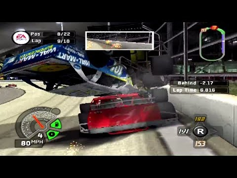 This Time with Feeling - NASCAR 06: Total Team Control Ep. 1