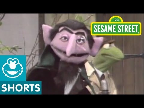 Sesame Street: The Count And The Three Little Pigs | Kermit News