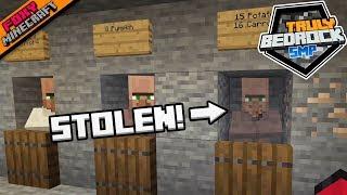I STOLE A VILLAGER | Truly Bedrock [11]