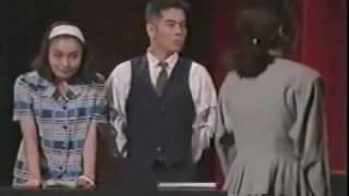 1991年10月頃のTBS深夜「新し者」より。松尾スズキ・作演出。1991年8月23〜9月1日 於:ザ・スズナリ.