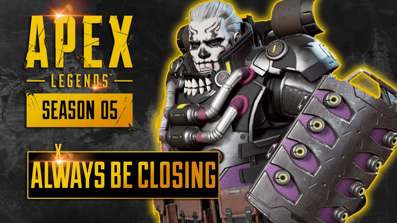 Apex Legends Always Be Closing Evolved LTM.