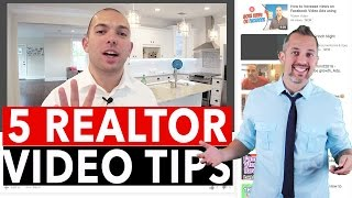 Video Marketing for Realtors/Real Estate - 5 Tips for Listing Videos