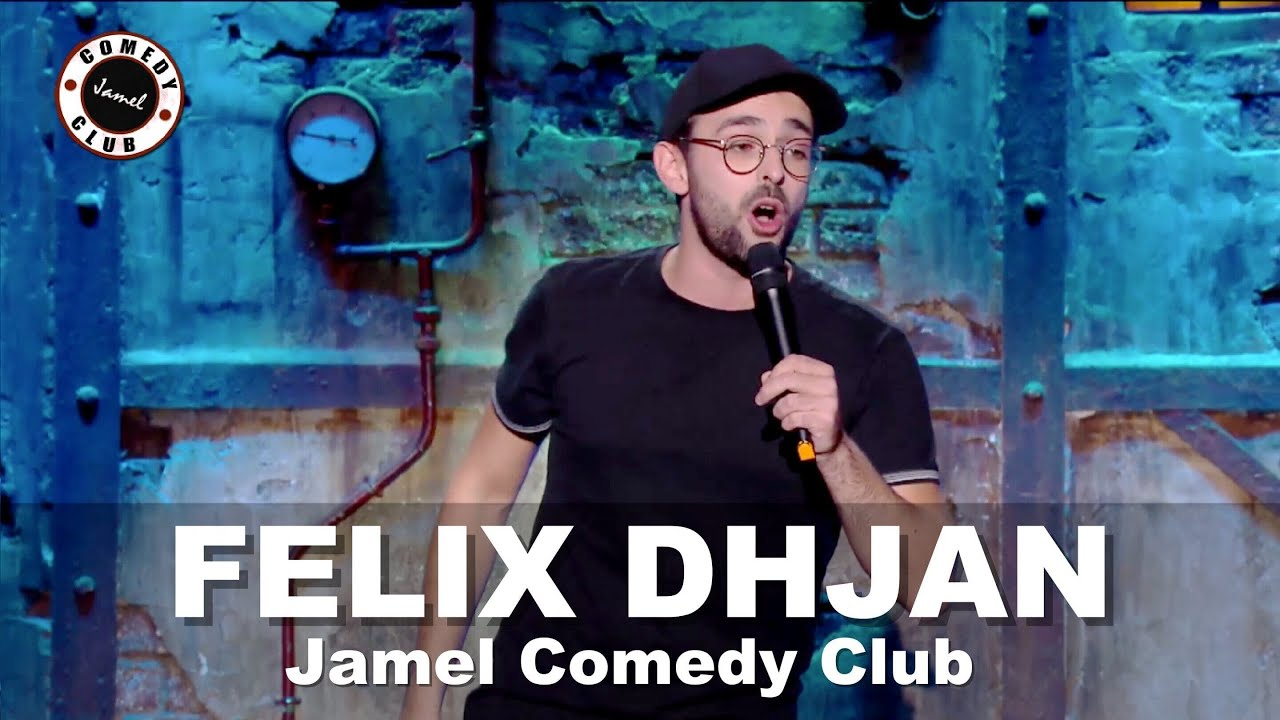 Félix DHJAN - Jamel Comedy Club Saison 10