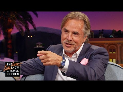 Don Johnson Partied with Bruno Bruce Willis the Musician
