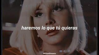 Lana Del Rey - California (español)