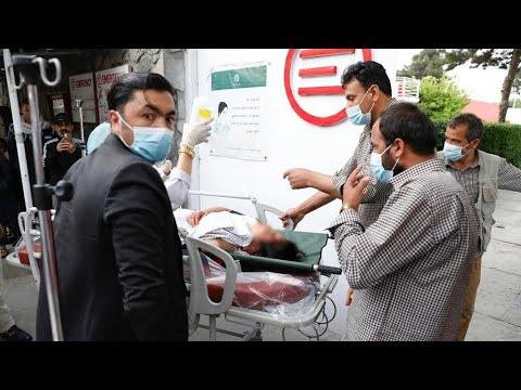 أفغانستان: 40 قتيلا على الأقل وعشرات الجرحى في انفجار قرب مدرسة بالعاصمة كابول  - نشر قبل 3 ساعة
