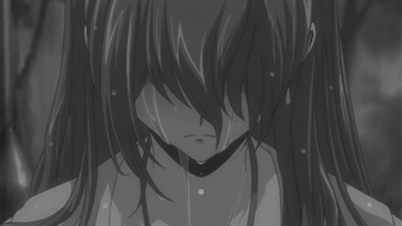 nothing, nowhere.- parking lot(teen pregnancy REMIX) - YouTube Lonely Anime Girl Crying In The Rain