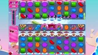 Candy Crush Saga Level 879 No Boosters 5 moves left