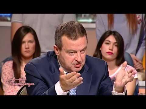 CIRILICA - Srbiji treba lobi u Americi / Nastavak problema sa albancima (TV Happy 21.05.2018)