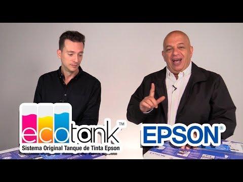 Probamos las impresoras Epson con Ecotank