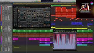 Hip-Hop Logic Pro Template Plans