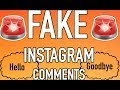 More FAKE Instagram Bots Exposed