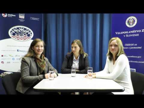 Women in Entrepreneurship & the Summer Economics Institute Slovenia 2014