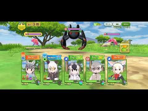 Kemono Friends 3 Gameplay