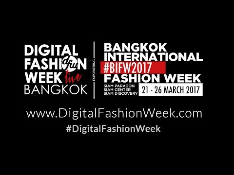 #BIFW2017 - THE SPIRIT OF THAI DESIGNERS by Paragon Department Store