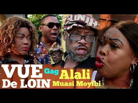 NOUVEAU GAG  VUE DE LOIN Alali MUASI MOYIBI KOKAMWA  Théâtre Congolais 2019  BE PRODUCTION