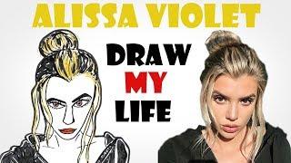 Draw My Life : Alissa Violet