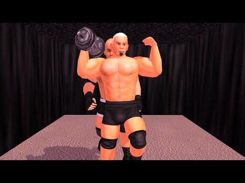Goldberg Vs Fiend Tag Team Playa    Wrestling Revolution 3D Career Mode WR3D 20 Ep #12