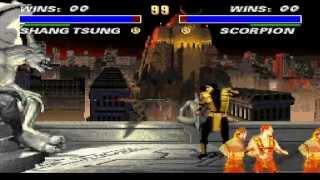 Mortal Kombat 3 and Ultimate Mortal Kombat 3 Glitch Collection