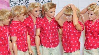 """Life with Barbie Episode 16 - """"Ten Kens"""""""