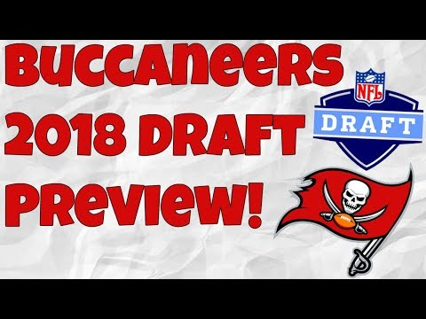 Buccaneers 2018 Draft Preview: Taking a quick look at some of the prospects!