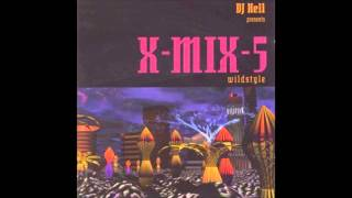 X-Mix 5 Dj Hell - Wildstyle 1995