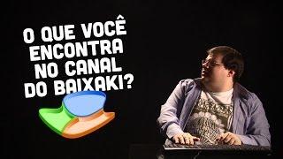 O que você encontra no canal do Baixaki? thumbnail