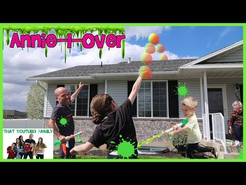 AnnieIOver With Slime Blasters! / That YouTub3 Family
