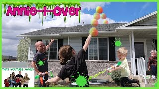 Annie-I-Over With Slime Blasters! / That YouTub3 Family