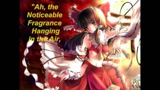 Touhou Tsukasa feat. Aki Misawa - Starlight Vision(Anime Girl Version with Added English Lyrics)