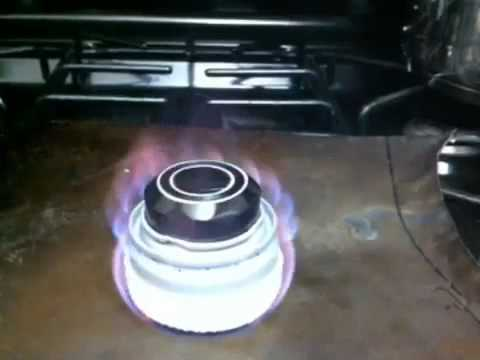 Alcohol stove: mini monster build part 3