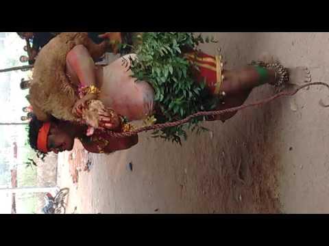 Potharaju at bonalu