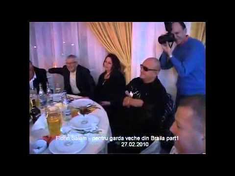 FLORIN SALAM - PENTRU GARDA VECHE DIN BRAILA - 27.02.2010 PART1