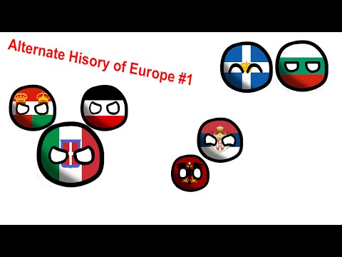 Alternate History of Europe - part 1 - (Aggression everywhere)