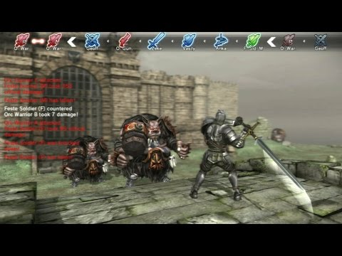 CGR Undertow - NATURAL DOCTRINE Review For PlayStation 3