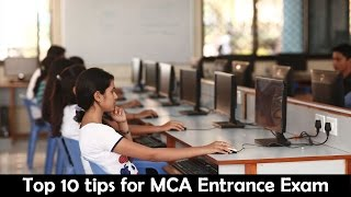 Top 10 Preparation Tips for MCA Entrance Exam