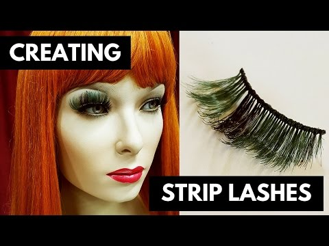How to Make Strip Lashes with ShapeShifter - DoctoredLocks.com