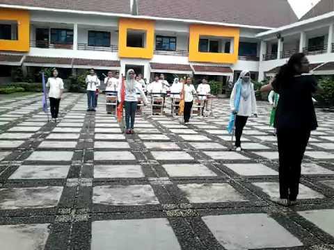 Marching Band - SMAN Unggulan MH Thamrin