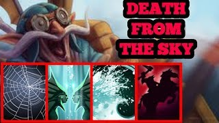 NEW DOTA 2 ABILITY DRAFT 2019 IMBA BROKEN SKILL AIR FORCE ONE ARMY